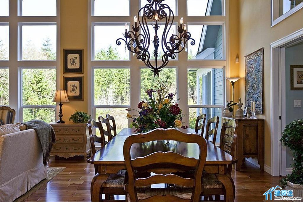 300平米大平层别墅效果图,农村房屋设计图参考
