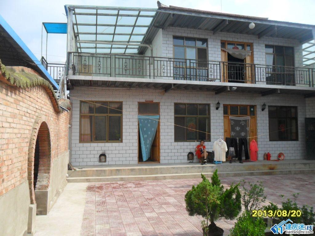 自己动手建造钢结构农村住宅-钢结构房屋案例分享