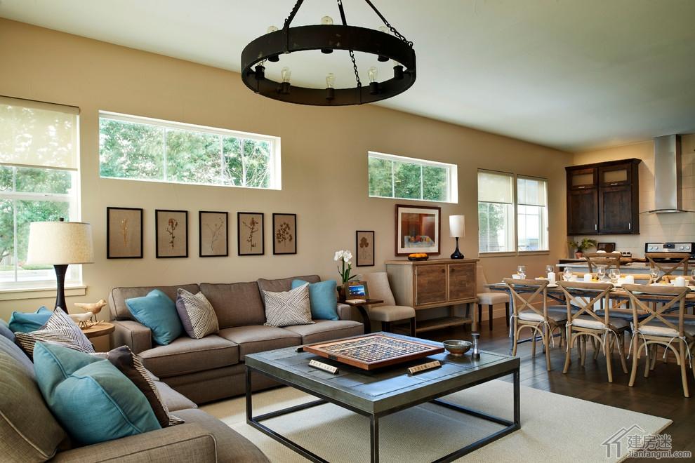 设计图 新农村/新农村自建房设计图免费参考,美国丹佛独栋小别墅欣赏