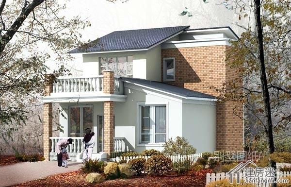 新农村住宅自建房砖混结构图纸大全-建房迷-最专业的