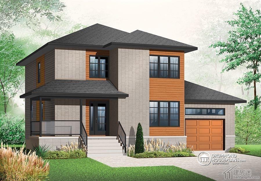 10米自建房屋设计图120平米两层三大间媲美新农村住宅图集精选