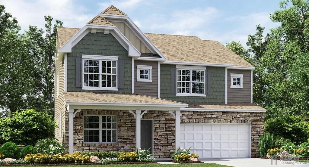 140平米新农村自建房屋设计图两层带地下室轻钢结构设计图参考