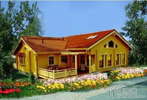 现代木屋设计的几大要求和优势