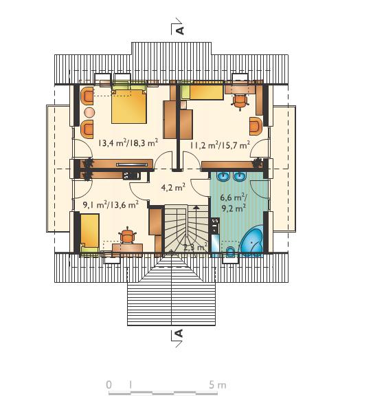 摘要: 今天建房迷(微信公众号 jianfangmi )给大家推荐这套农村度假别墅设计图9米X9米二层80平米小户型简单盖房图纸,小户型是我们的最爱,我们在以前也陆续分享过不少,大家如果有兴趣可以搜索我们以前的帖子查看。 今 ...